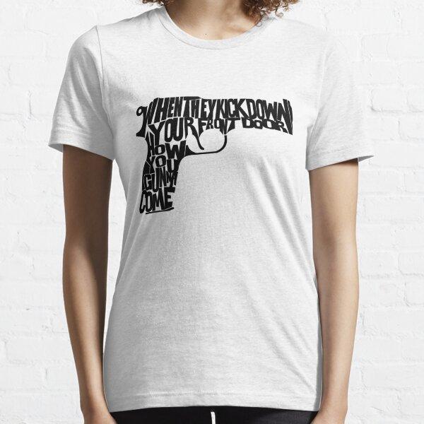 Guns of Brixton Essential T-Shirt