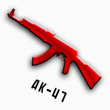 AK-47 by Zammuel