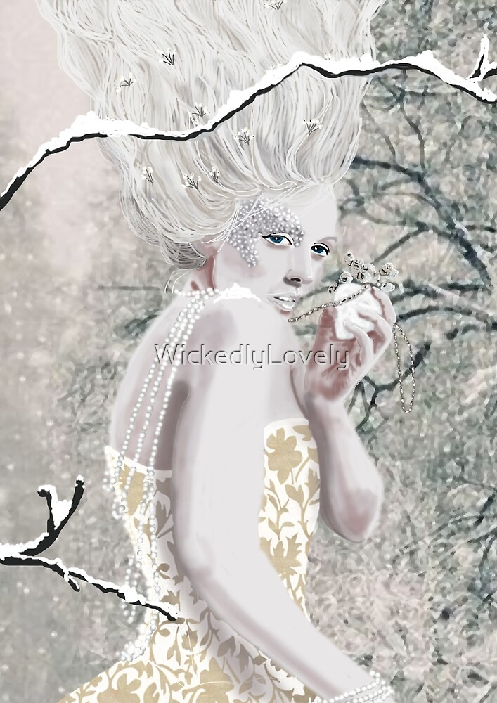 Snow Queen by WickedlyLovely