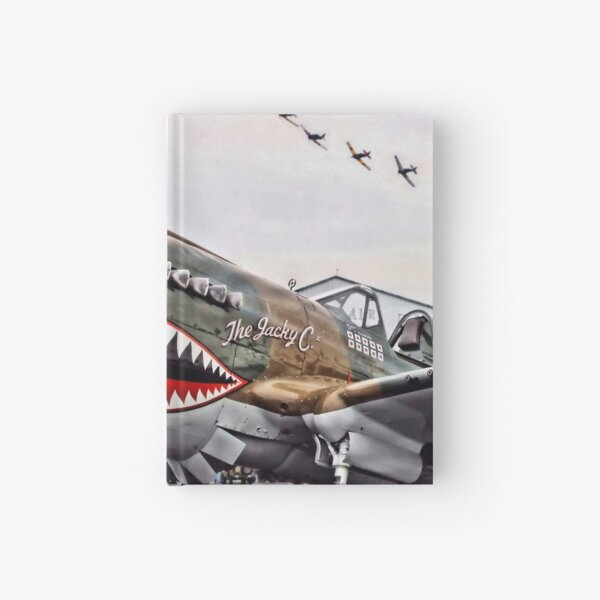 The Jacky C Hardcover Journal