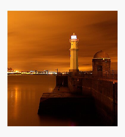 Newhaven Lighthouse Photographic Print
