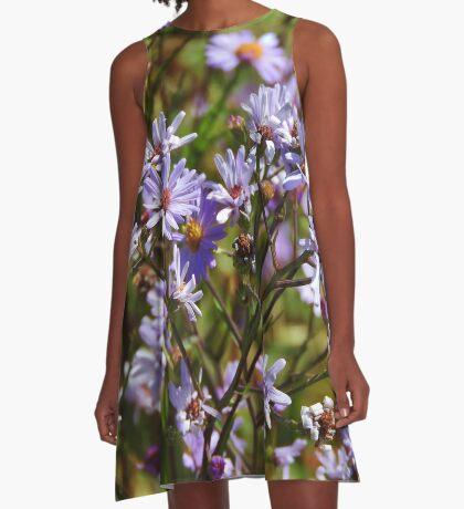 Purple Daisy's A-Line Dress