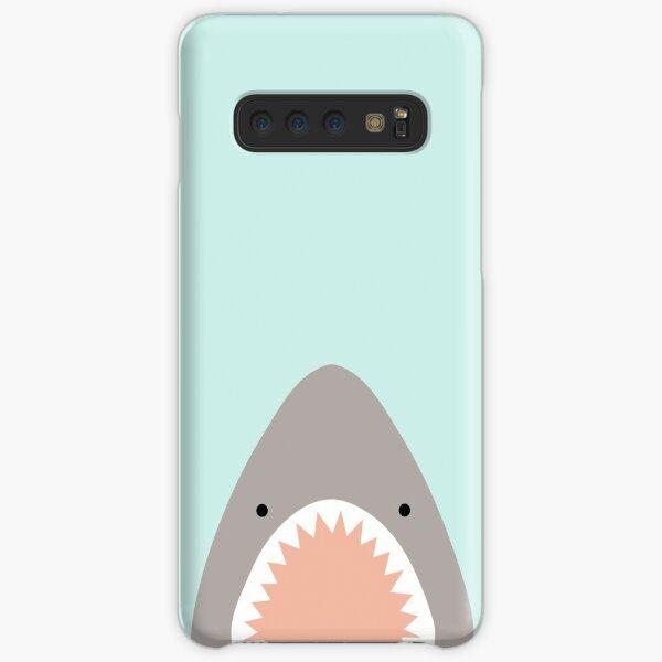 shark attack Samsung Galaxy Snap Case