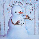 Snowman by Irene Owens