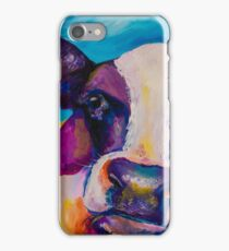 Cow Face iPhone Case/Skin