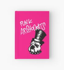 Punk Aristocrats  Hardcover Journal