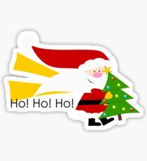 Ho! Ho! Ho! Sticker