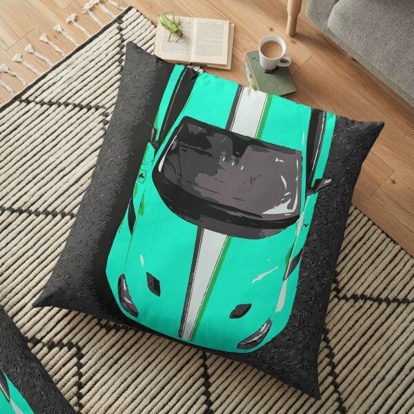 Ferrari F12 TDF Floor Pillow