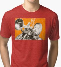Louis . Tri-blend T-Shirt