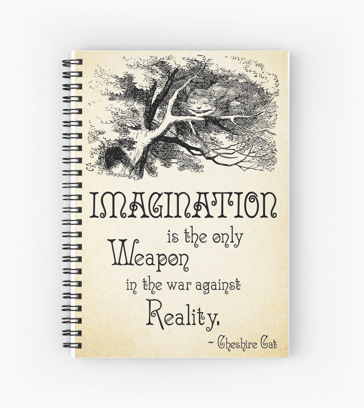 Alice In Wonderland Quote Alice In Wonderland Quote  Imagination Is The Only Weapon In The