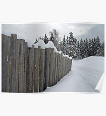 The Fence .. Poster