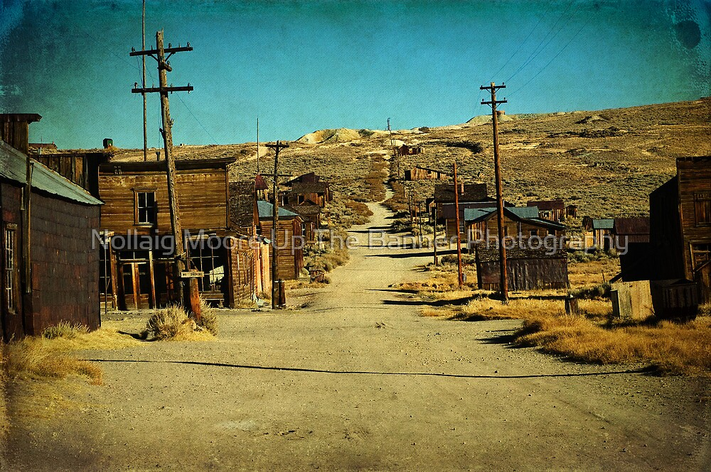 red hill mining town cover