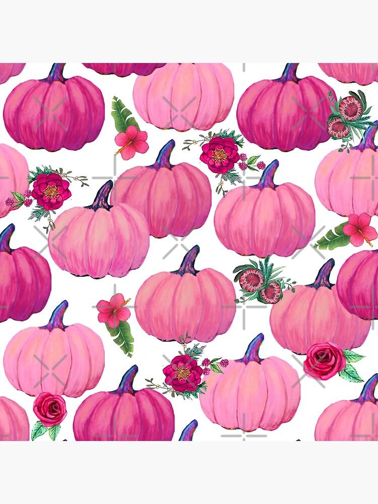 Pink Pumpkin, Fall Delight by MagentaRose