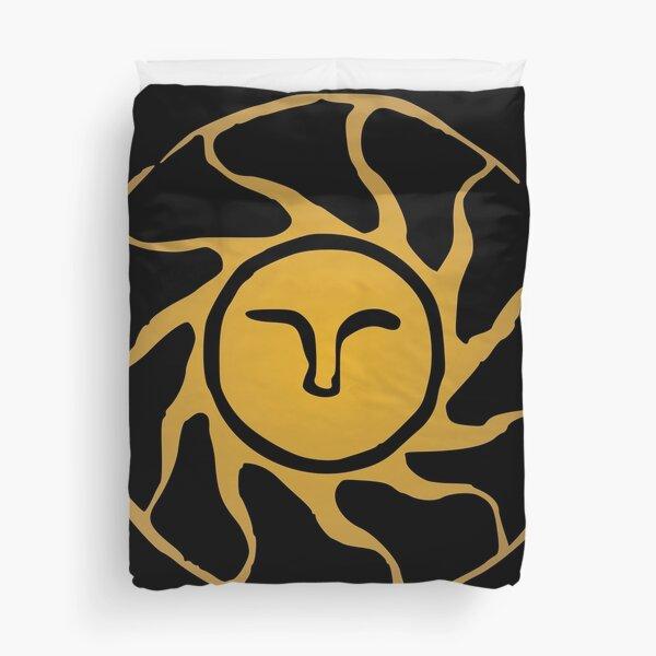 Praise the Sun Duvet Cover