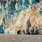 Margerie Glacier by Frank Bibbins