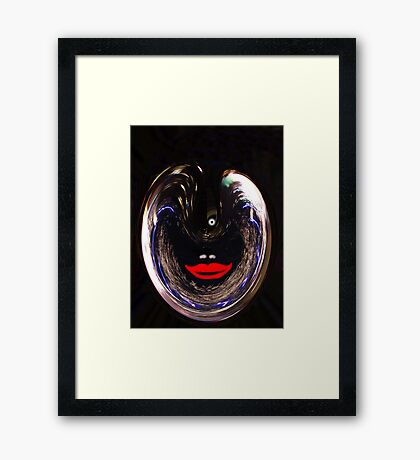 Someone Has To Love Her! Framed Print