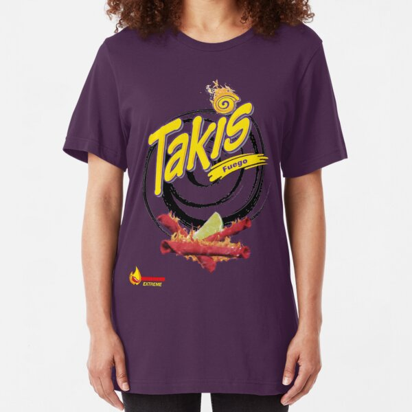 Takis Fuego Slim Fit T-Shirt