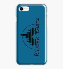 Richard Castle iPhone Case/Skin