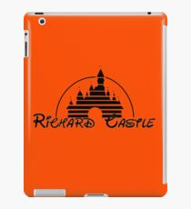Richard Castle iPad Case/Skin