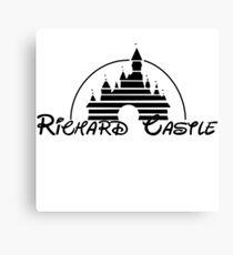 Richard Castle Canvas Print