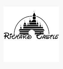 Richard Castle Photographic Print