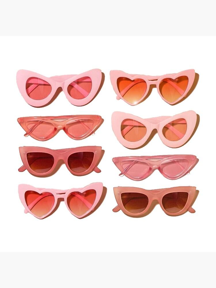 trendy glasses by bratayleyfanfic