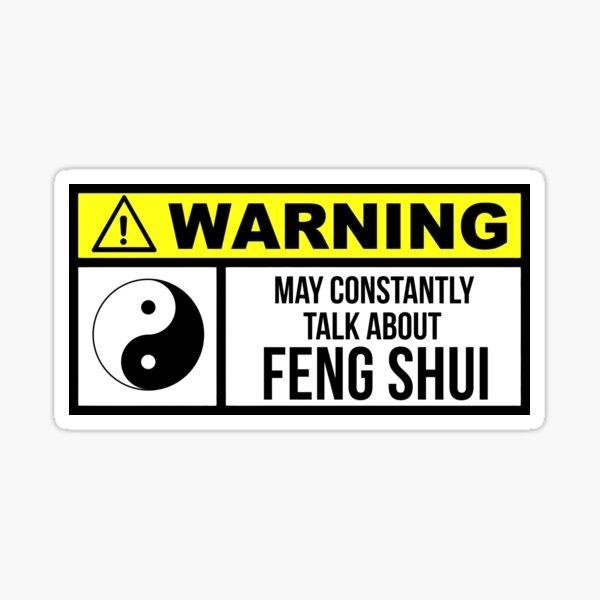 Feng Shui Sticker