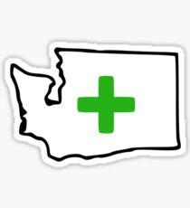 Washington Legal Sticker