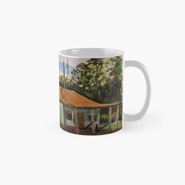Guest House in Maya Itza Classic Mug