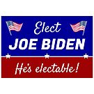 Elect Joe Biden: He's electable! by TVsauce