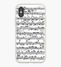 Sheet Music Phone Case iPhone Case