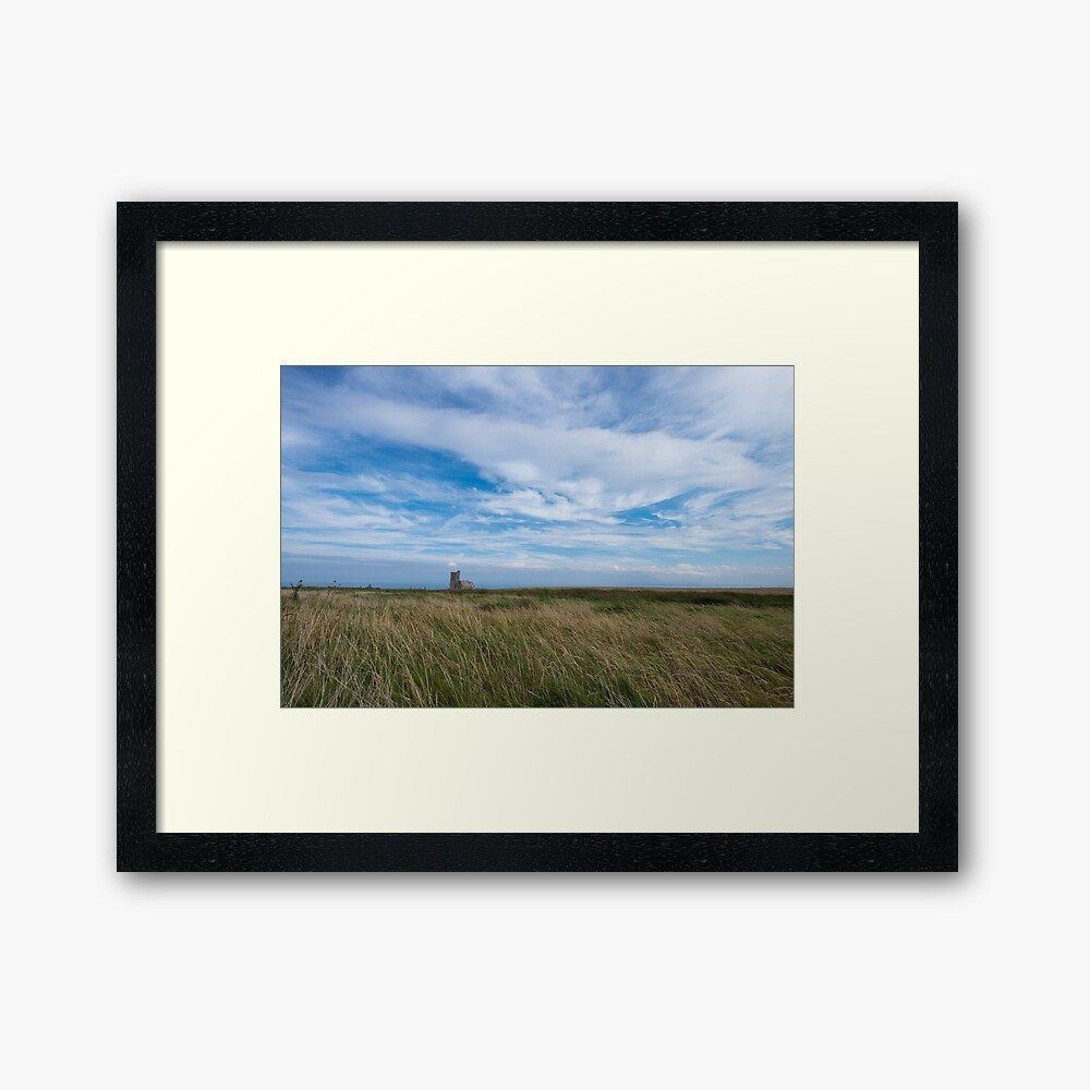 Lundy Framed Art Print