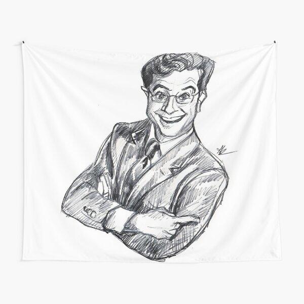 Stephen Colbert Tapestry
