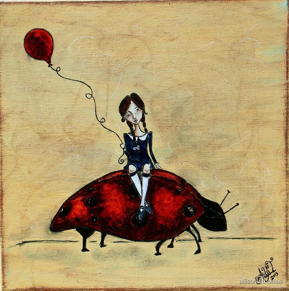 Ladybug Lane by allisonwthomas