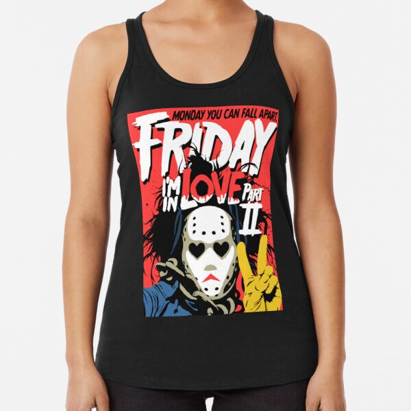 Friday Part Two - Director's Cut Racerback Tank Top