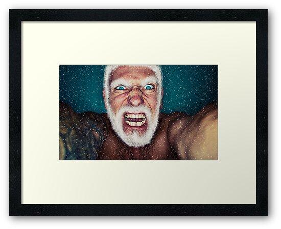 Bad Santa by makbet666