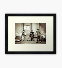 OnePhotoPerDay Series: 331 by L. Framed Print
