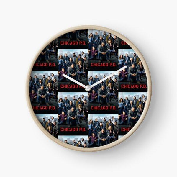 Chicago P.D. Clock