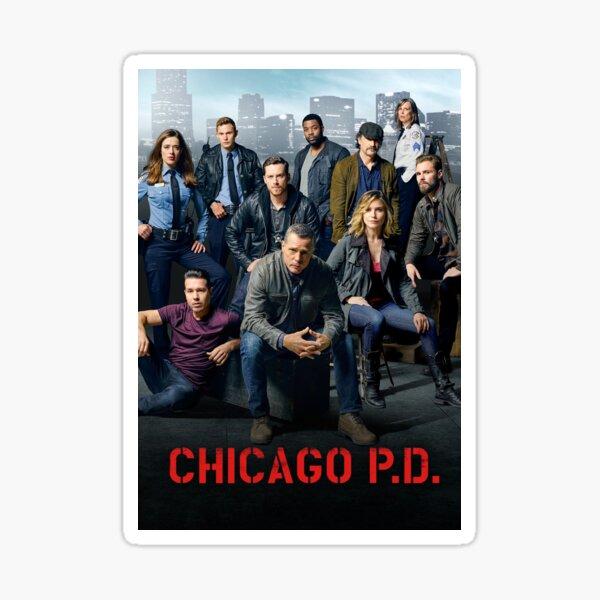 Chicago P.D. Sticker