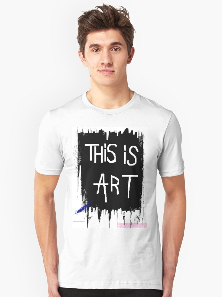 The shirt for anyone! Unisex T-Shirt Front