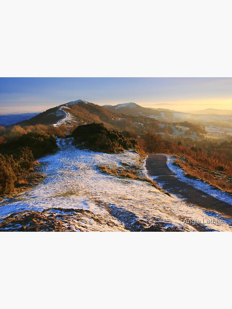 Malvern Hills: Winter Walk by AngelaBarnett