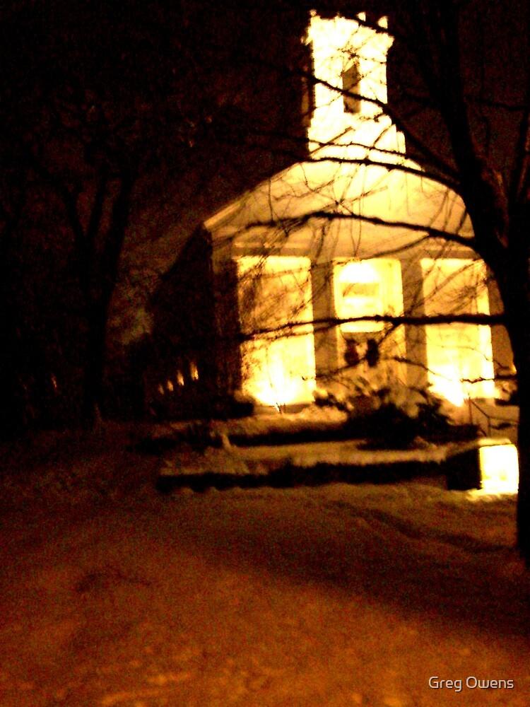 Churchnightcreeps by Greg Owens