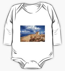 Ruined Windmills One Piece - Long Sleeve
