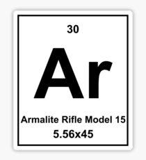 AR Element Sticker