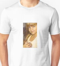 """""""Tay with Her Precious Hamster Angel""""  Unisex T-Shirt"""