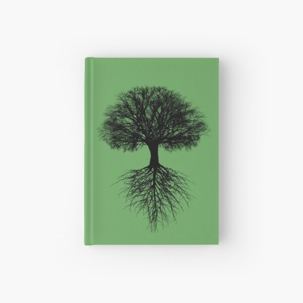 Tree of Life Hardcover Journal