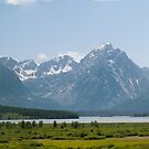 Grand Teton National Park by redlight