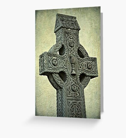 Celtic Designs Greeting Card