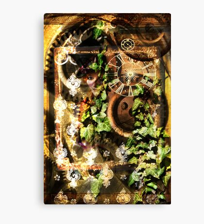 Redeeming The Time Canvas Print