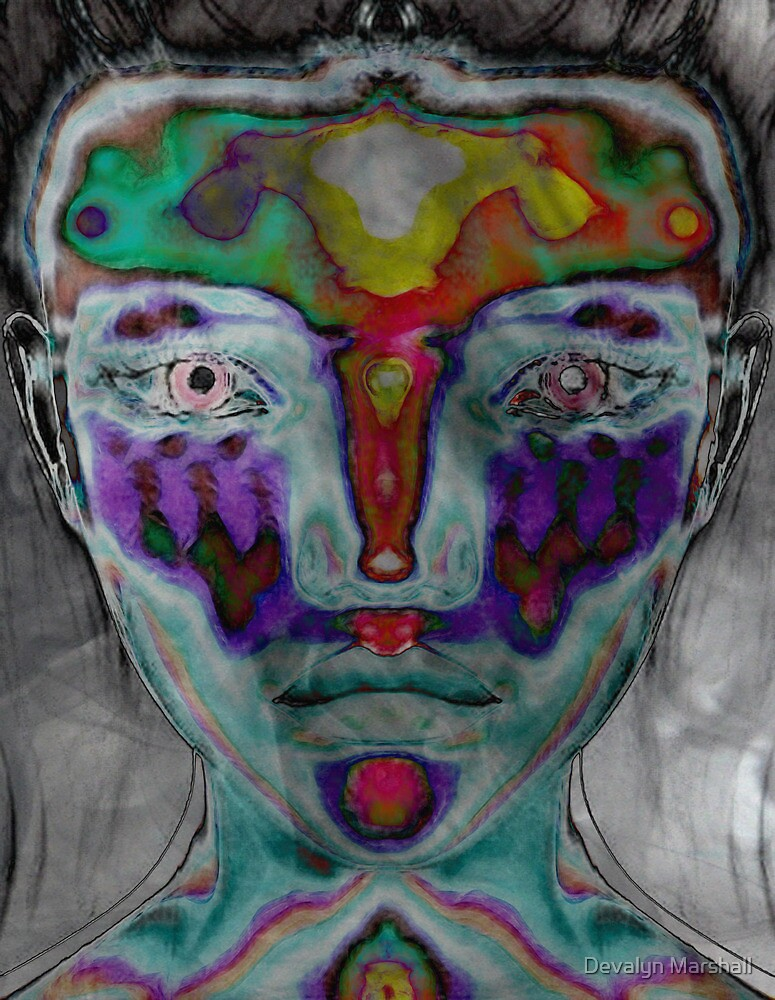 Heterochromia  Huntress  by Devalyn Marshall